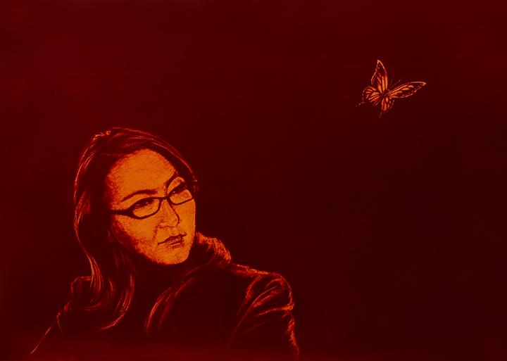 筑梦·蝶|金平湖——庆祝新中国成立70周年之谢伟罡梦想中国人艺术巡展
